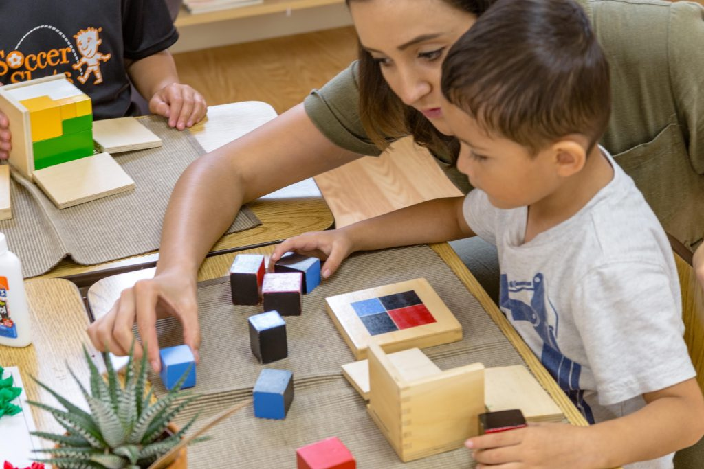Parents' Comments & Reviews | Montessori American School
